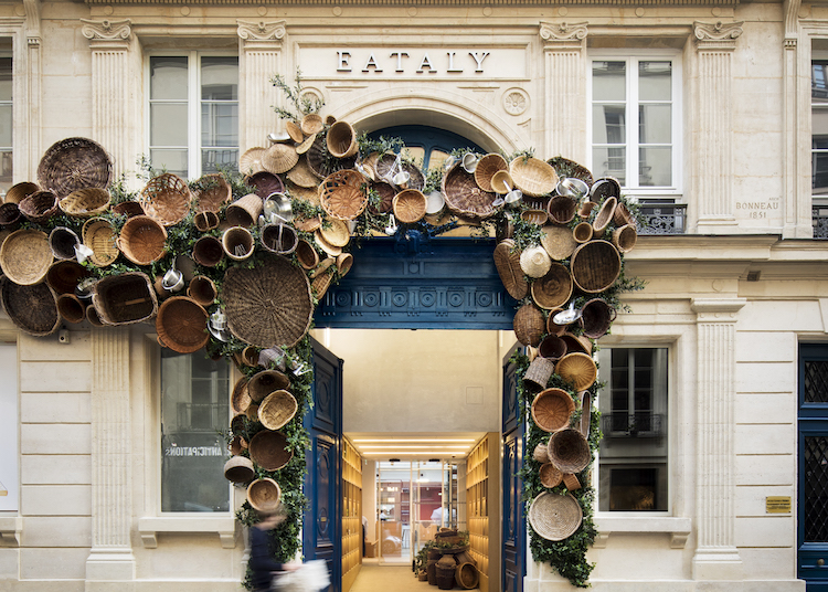 Eataly, Paris. Image via eataly.com