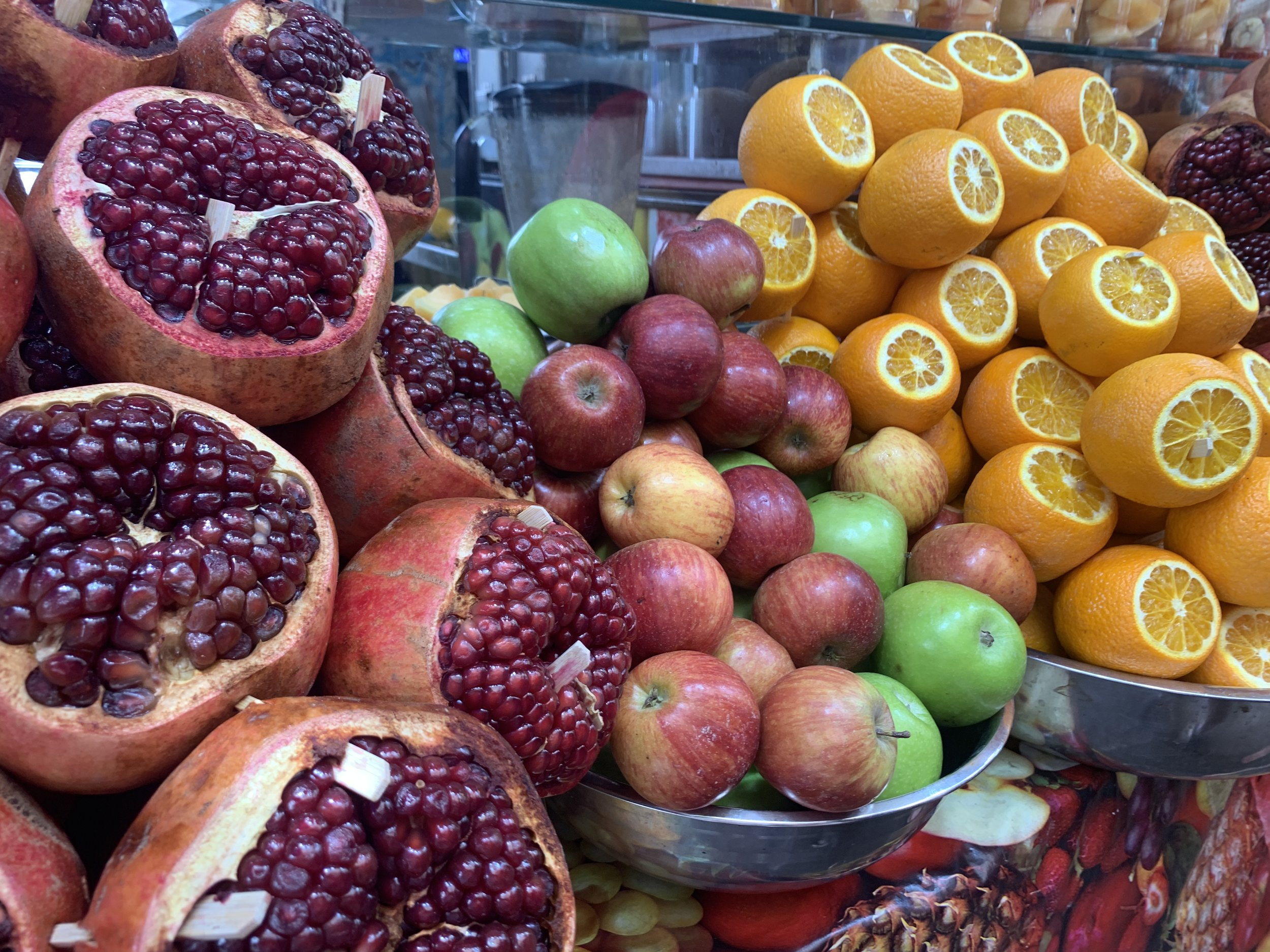 Fresh Fruit for Juices