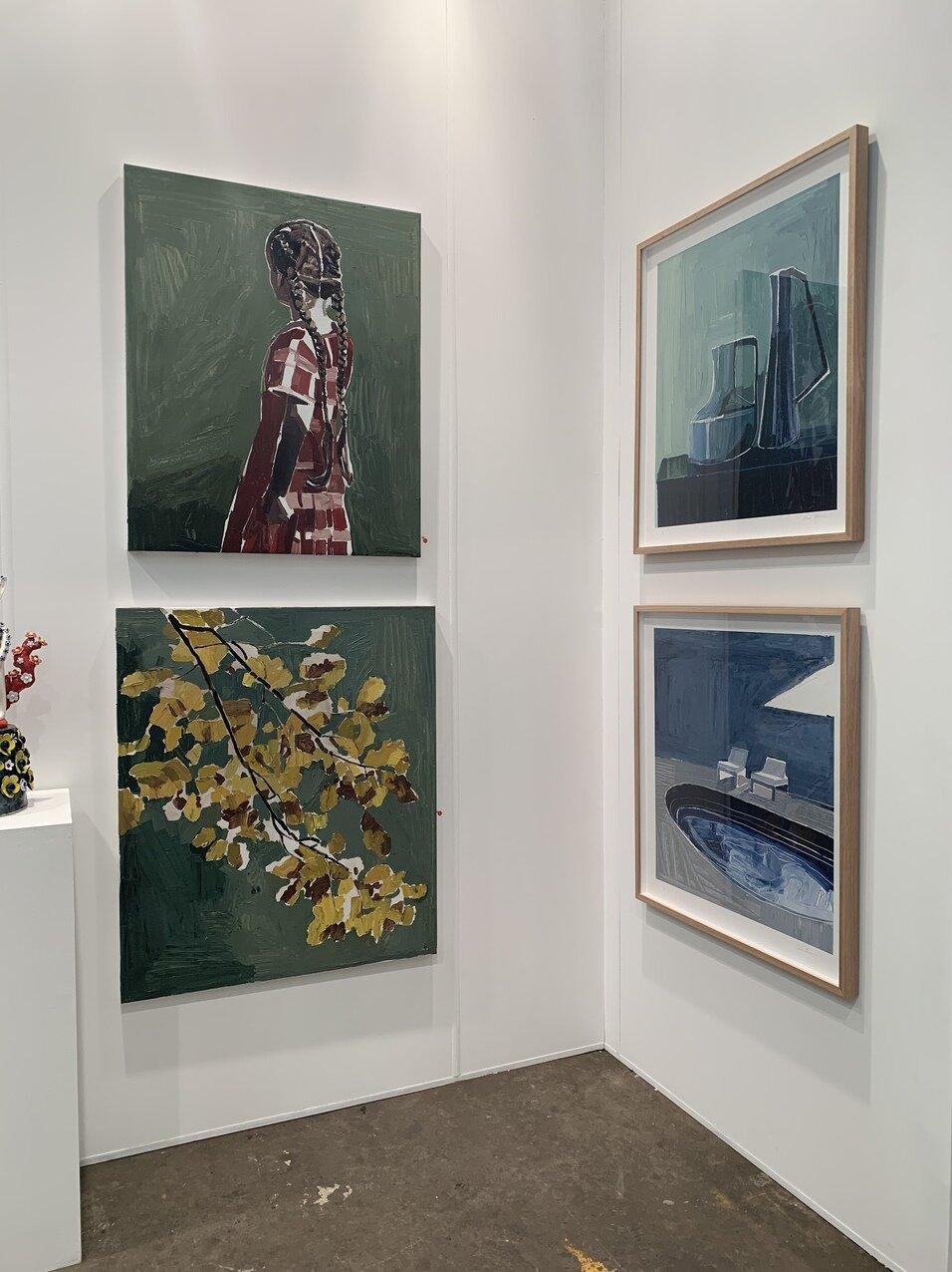 Clara Adolphs, Edwina Corlette Gallery