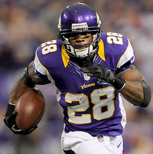 """""""I feel like if you want the best out of yourself, you're able to mentally get through it, and do what it takes""""  -Adrian Peterson"""