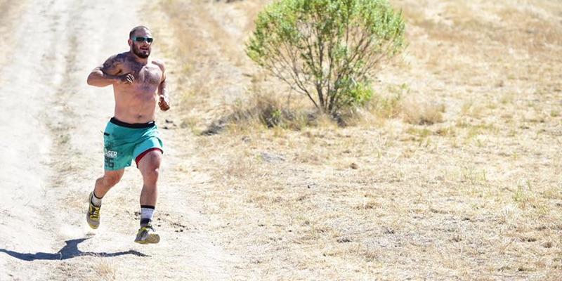 Mat Fraser, running away with it..