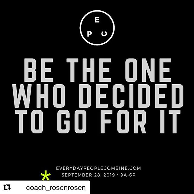 #Repost @coach_rosenrosen with @get_repost ・・・ I've had the pleasure of being one of the coaches at the @everydaypeoplecombine for a third year now. It's been amazing seeing how much it's grown, with this year's event being held at The Star. The whole vision was to create a way for everyone to test their fitness using combine tests that you've probably seen or heard of but never had the chance to do! Don't shy away from participating in something really fun with the aid of a laundry list of amazing coaches around Dallas. If you're interested in learning more and signing up, check the link below! Everydaypeoplecombine.com