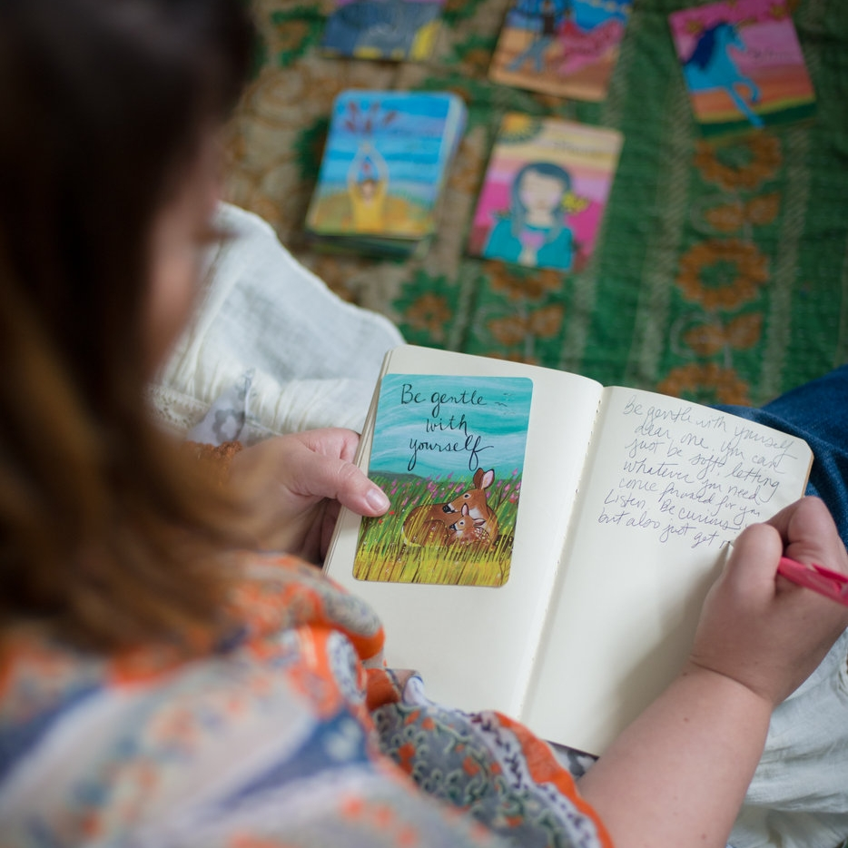 be gentle card journaling.jpg