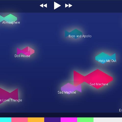 Aquarium  -Application