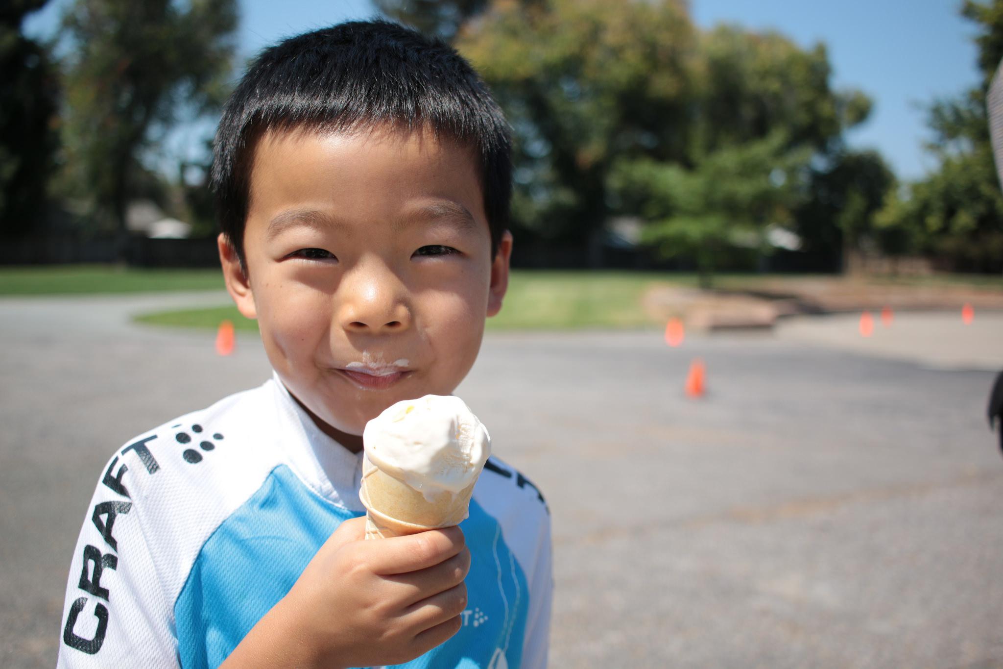 Ice Cream Yum! - Photo by Andrew Yee