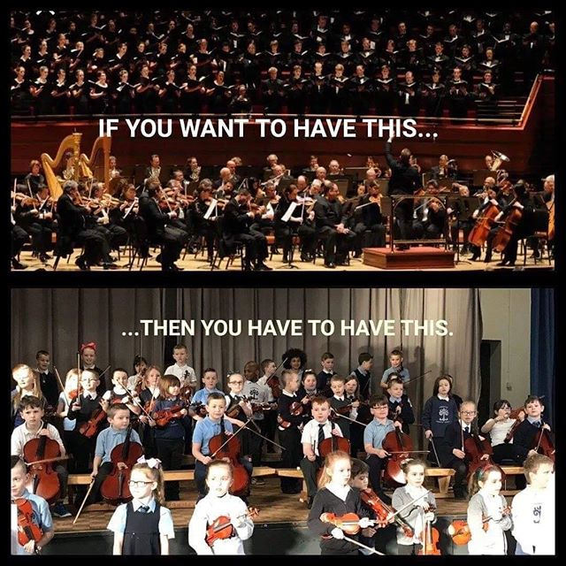 If you want to...then you have to...#music #musiceducation