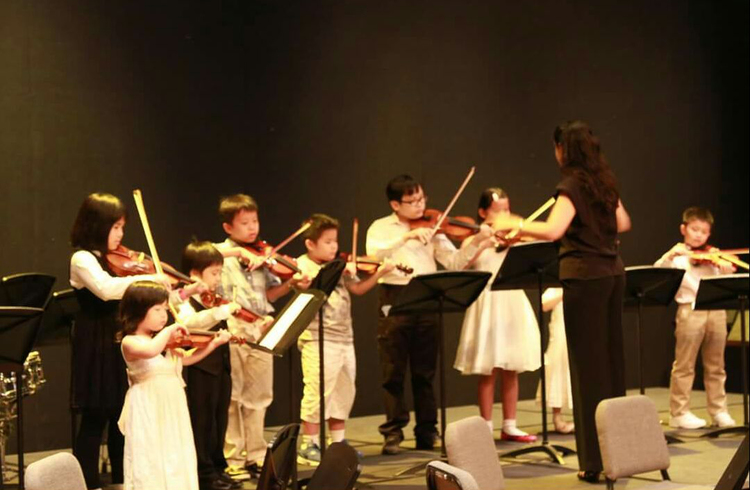 BEGINNERS TRAINING ORCHESTRA -