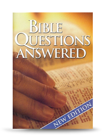 Bible Questions Answered (100 Book Set) - For every donation of $110, UPMI will send you and a prisoner or ex-offender a copy of Bible Questions Answered (100 Book Set).
