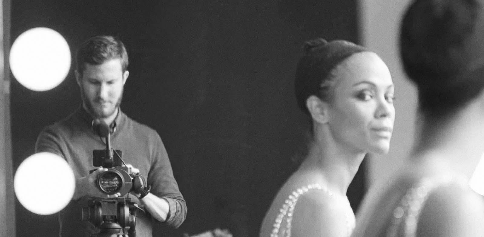 Allure cover June 2016 with Zoe Saldana.