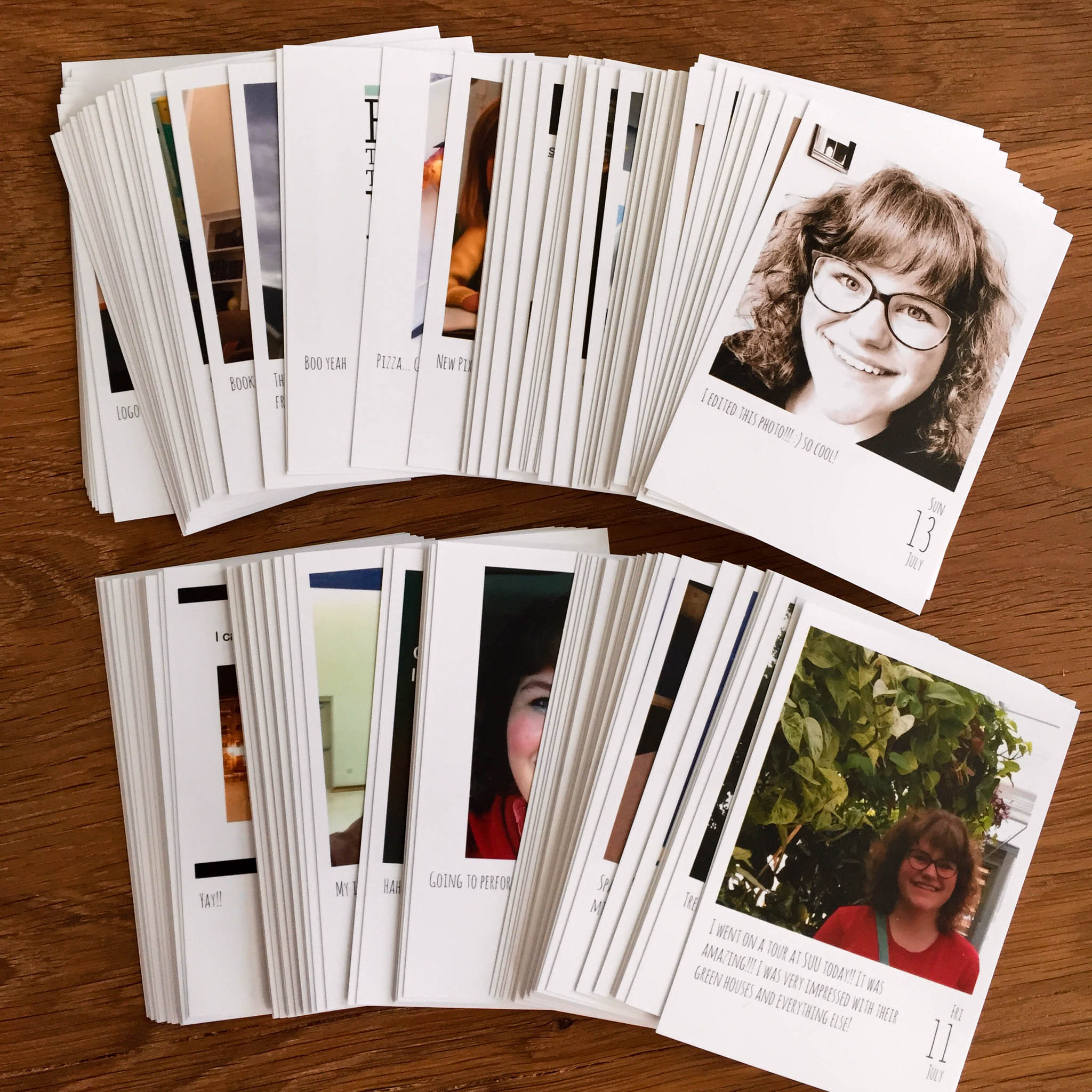 Collect App prints
