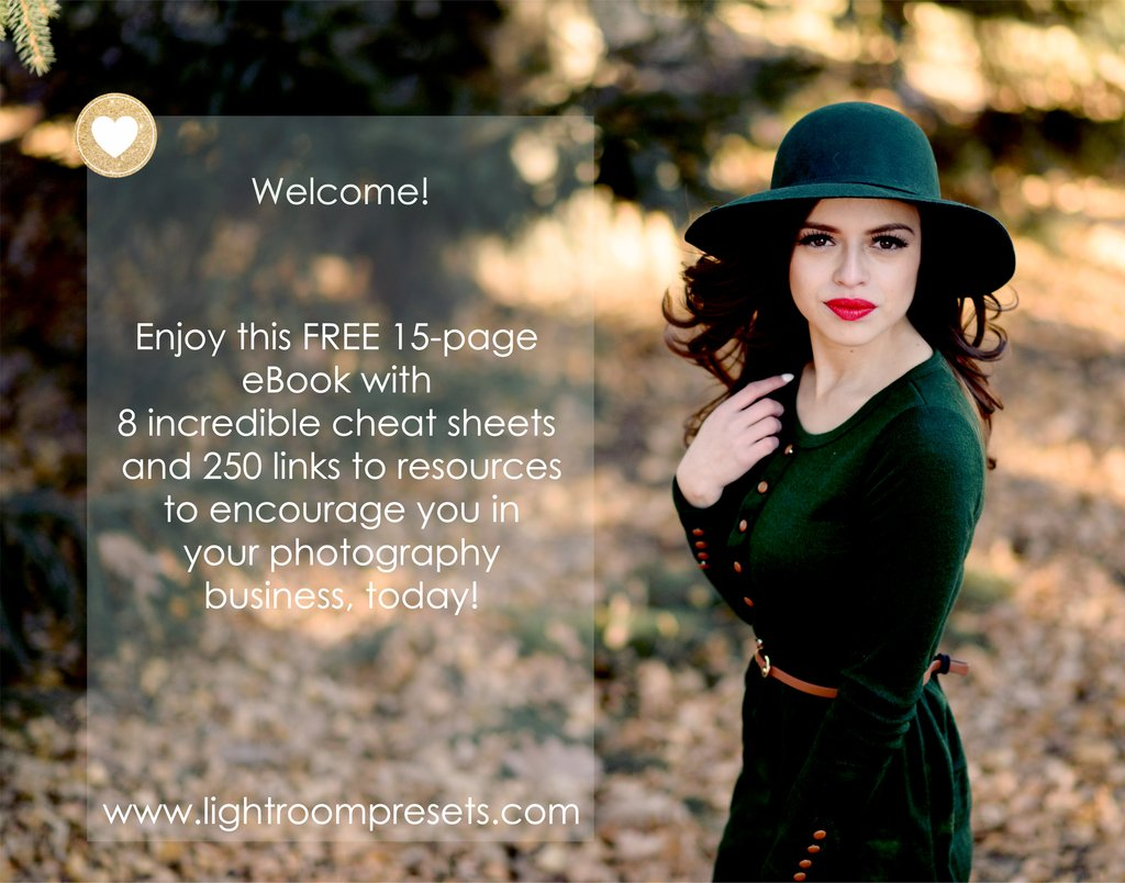Free Printable Photography Cheat Sheets — Katie the Creative Lady
