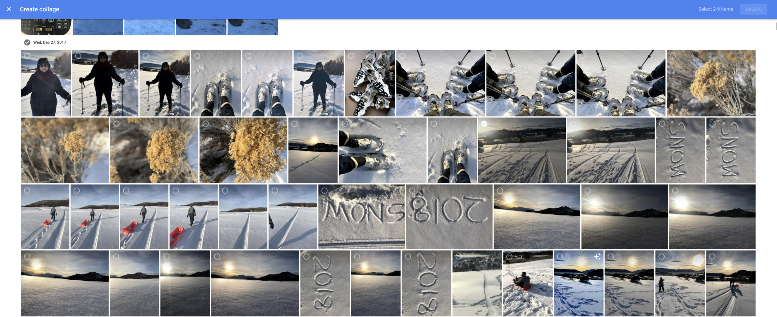 How to create a quick and easy photo collage in Google
