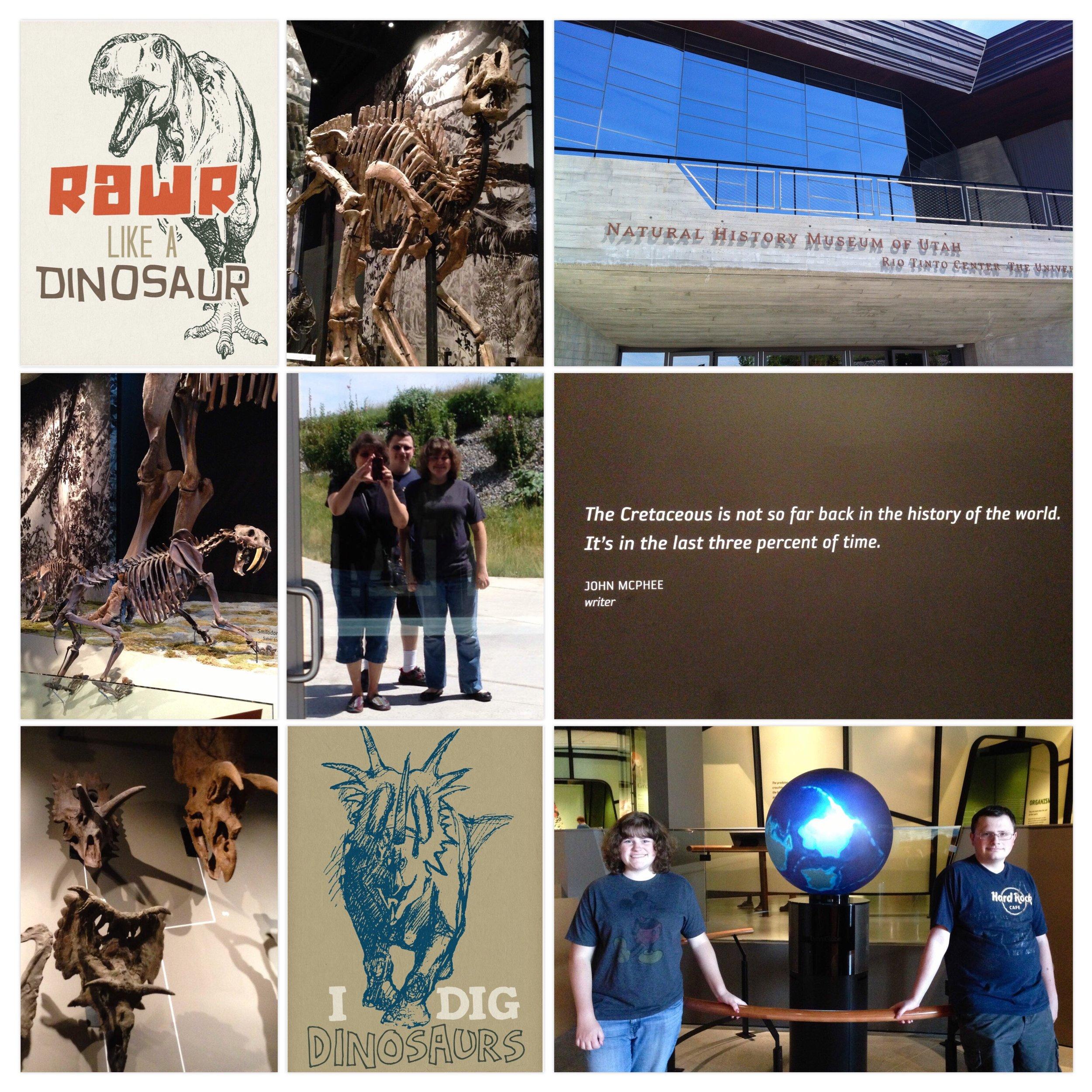 Natural History Museum of Utah 2013