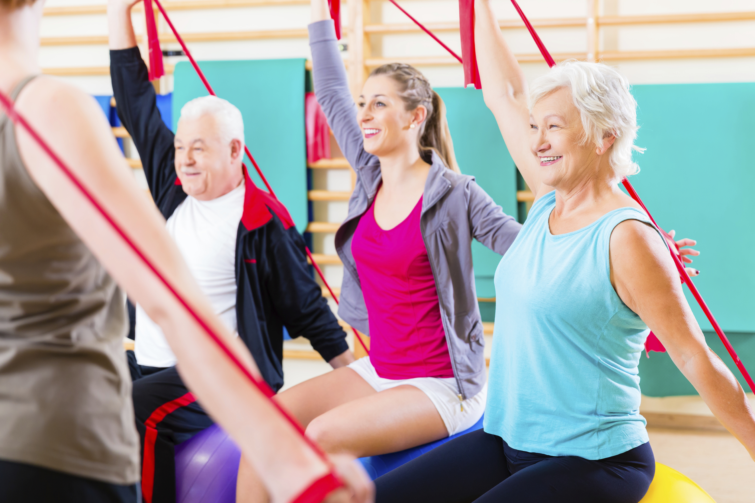 Exercise Classes   Learn more