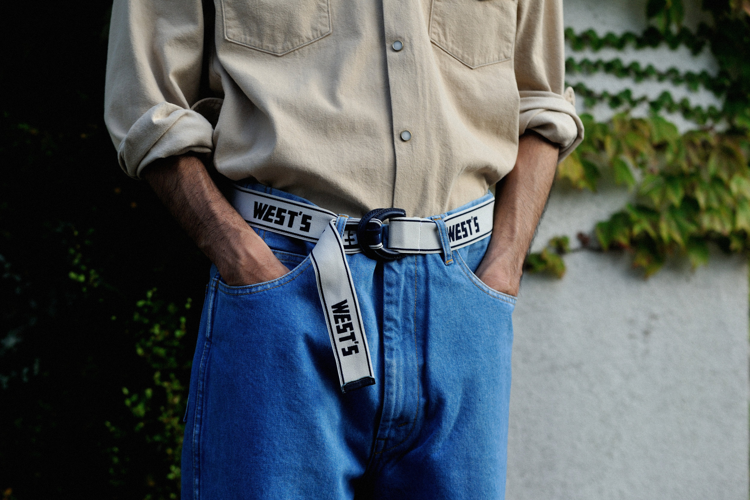 IMAGE_DENIM SHIRTS_803W_RUBBER BELT_2.jpg