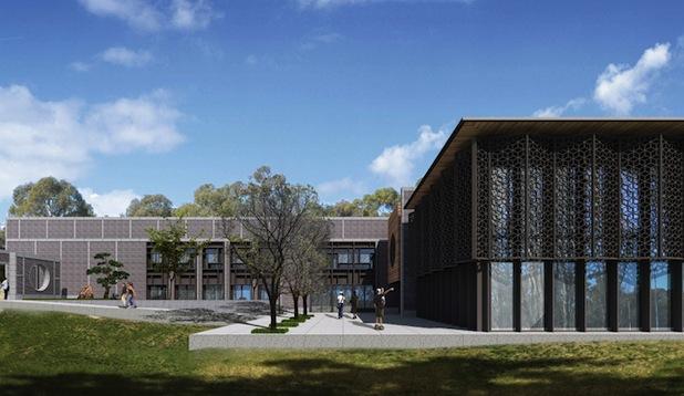 New CIW Building
