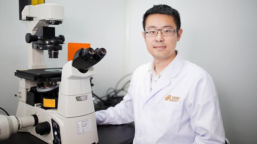Dr Yijia Li, the winner of 2019 Advance Awards, Asia Impact