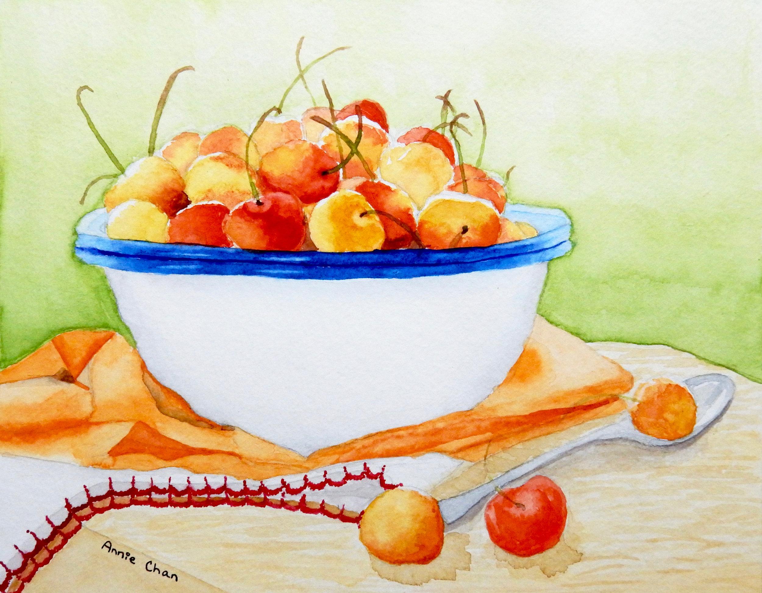 Annie Chan.11yrs.watercolor