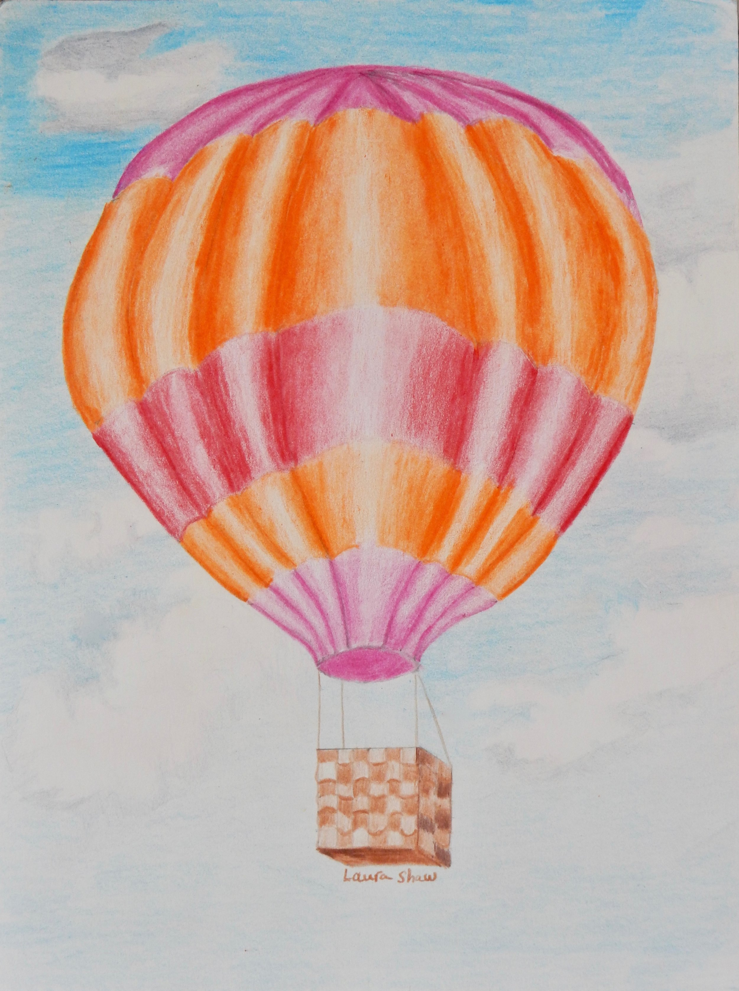Laura Shaw.17yrs.colored pencil