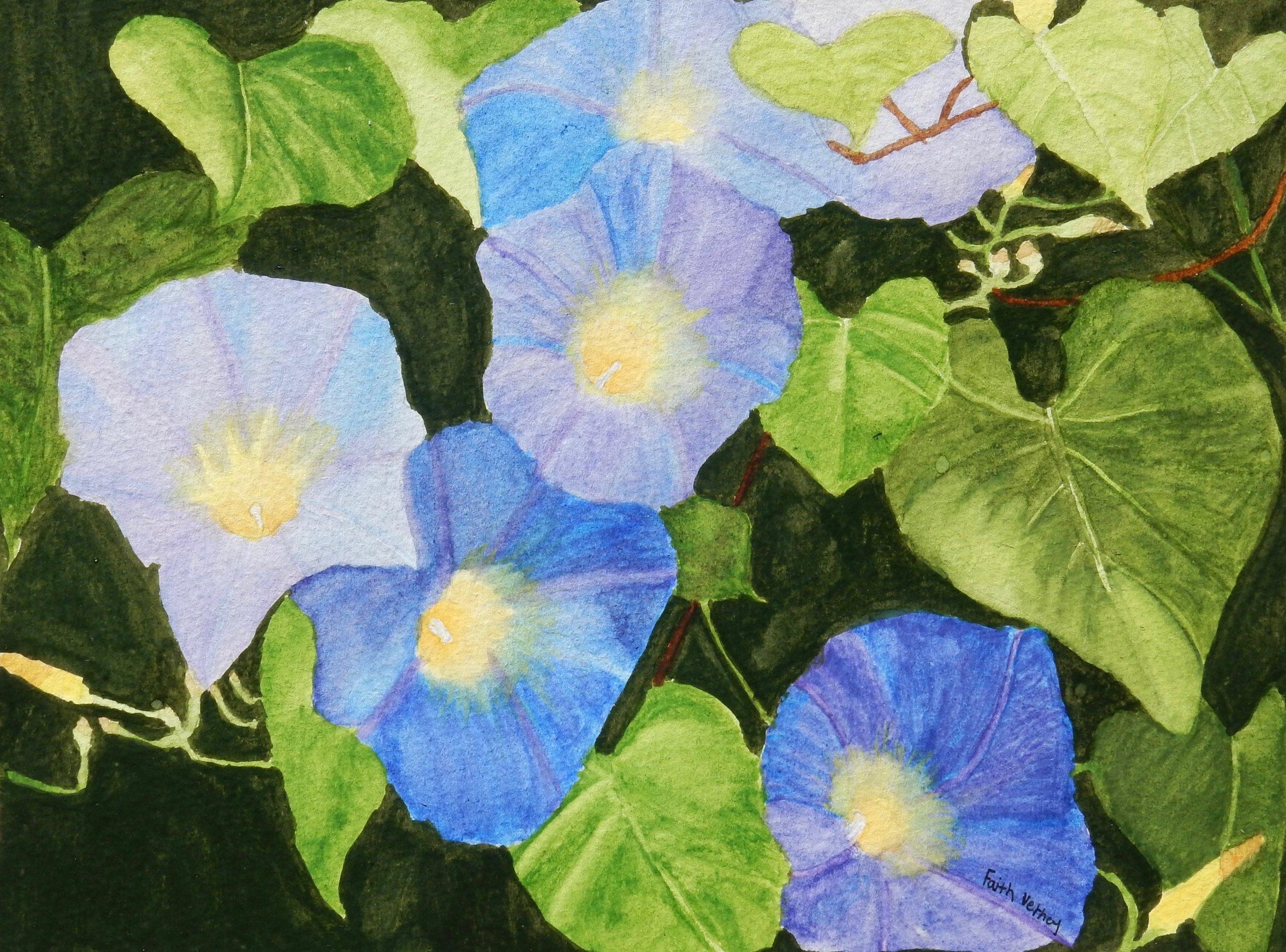 Faith Verney.17yrs.watercolor