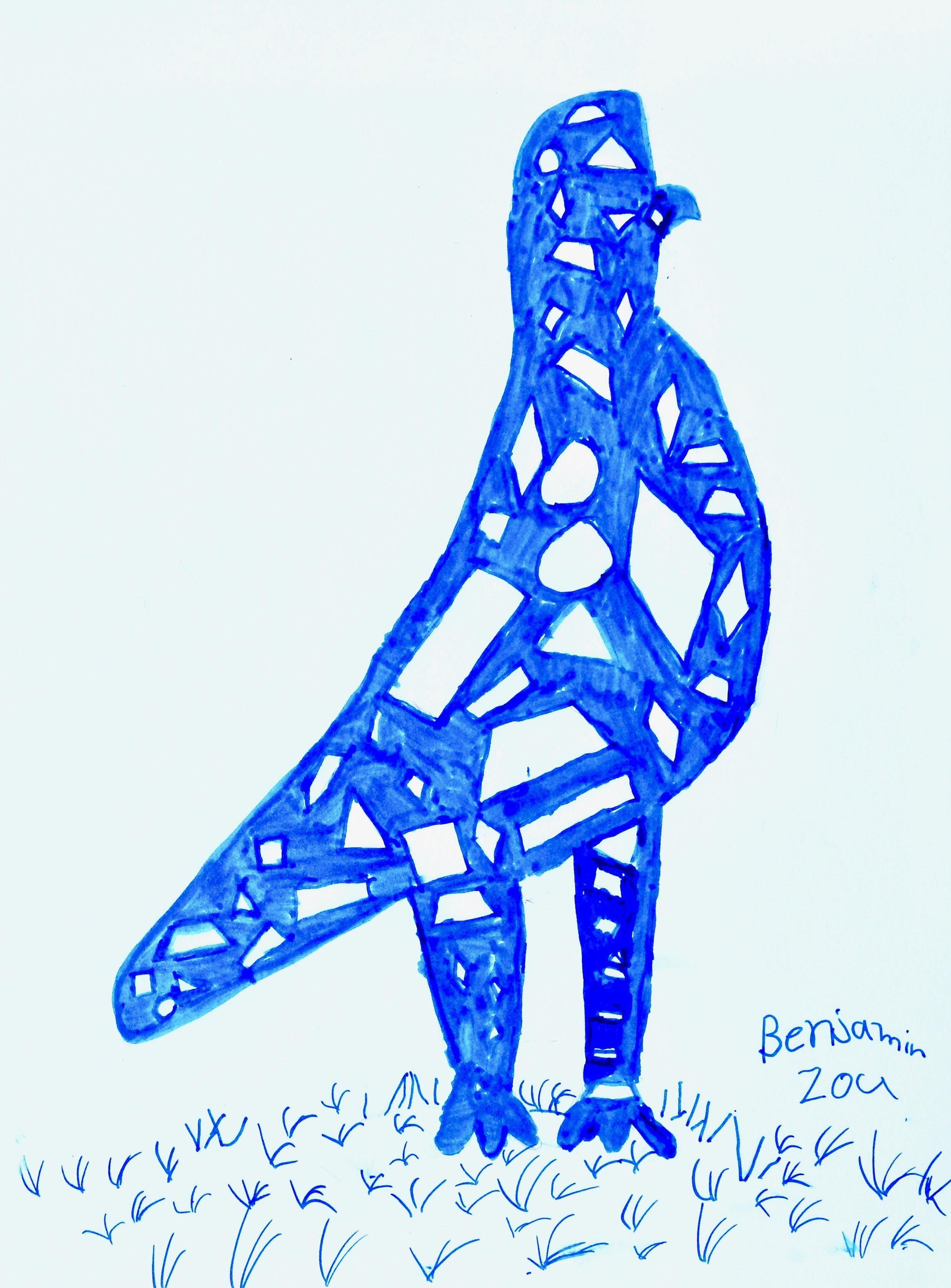 Benjamin Zou.10yrs.markers