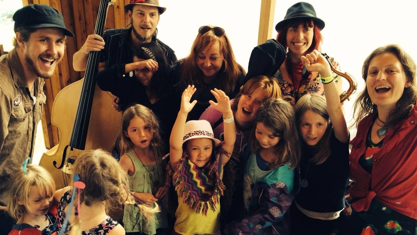 Edge of the World Festival in Haida Gwaii, 2014 - Founding Program