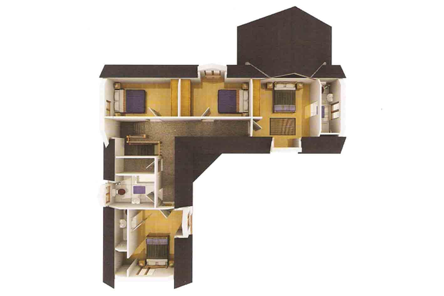 KIMMAGE IRISH HOUSE