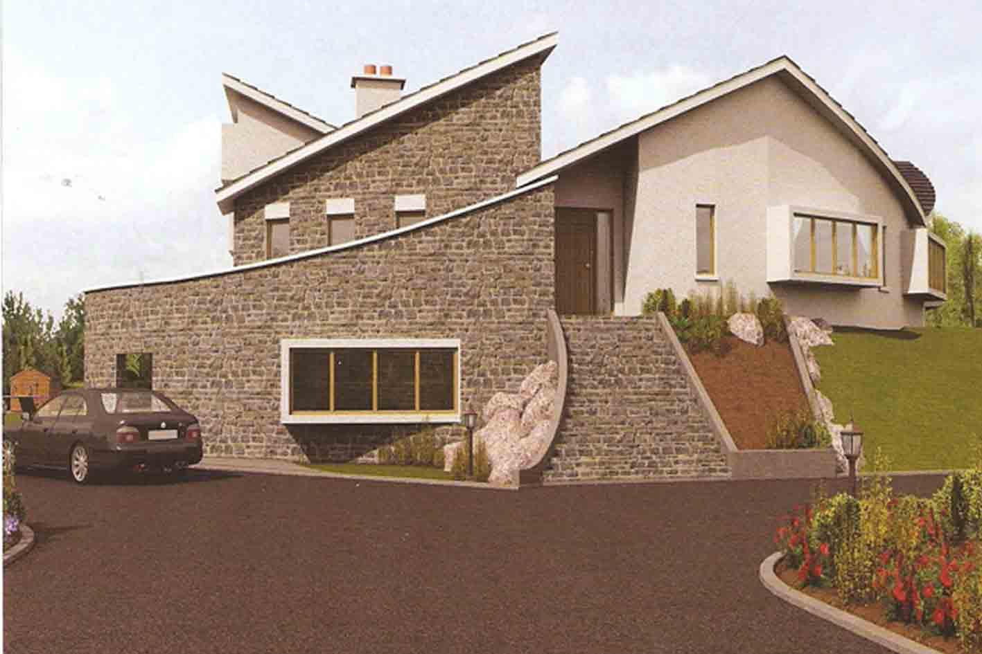 BLACKROCK IRISH HOUSE