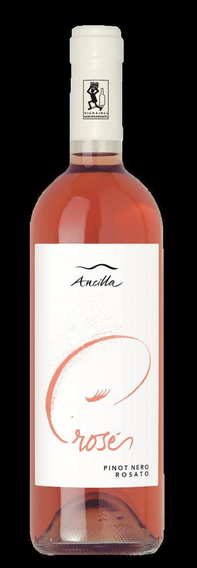 Ancilla Effe Zero Chardonnay Senza Solfiti Aggiunti
