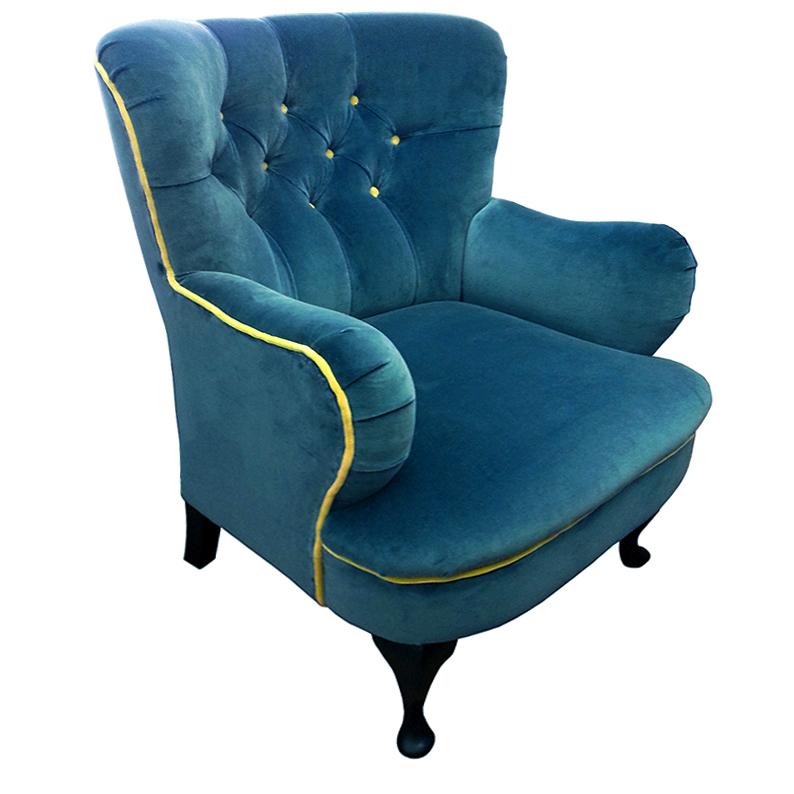 fabric_textiles_bespoke_glasgow_bobbin_fleck_furniture_upholstery_re-upholster_traditional_modern_cane_mid-century_vintage_restore_armchair_blue_velvet.jpg