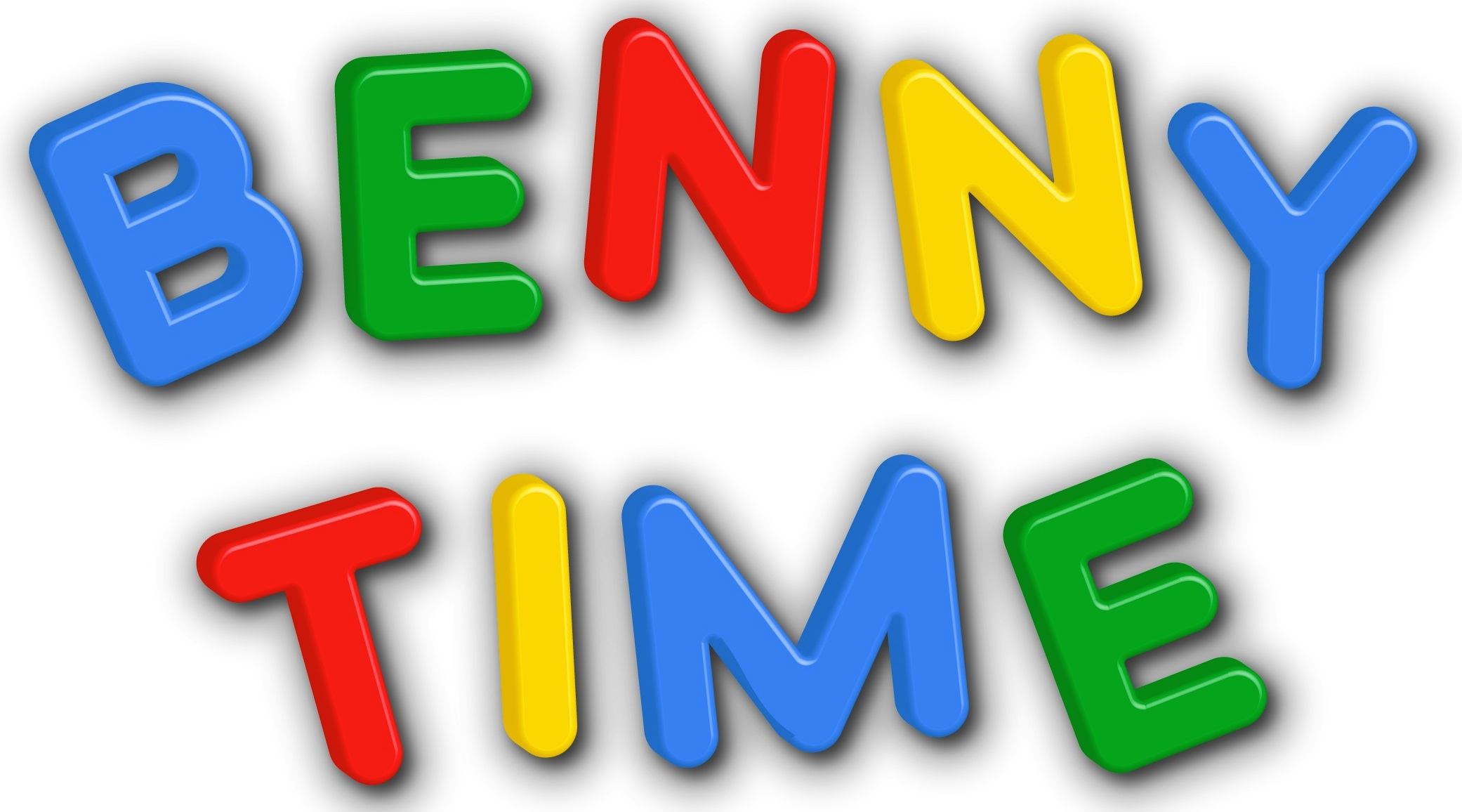 benny time kids msuic