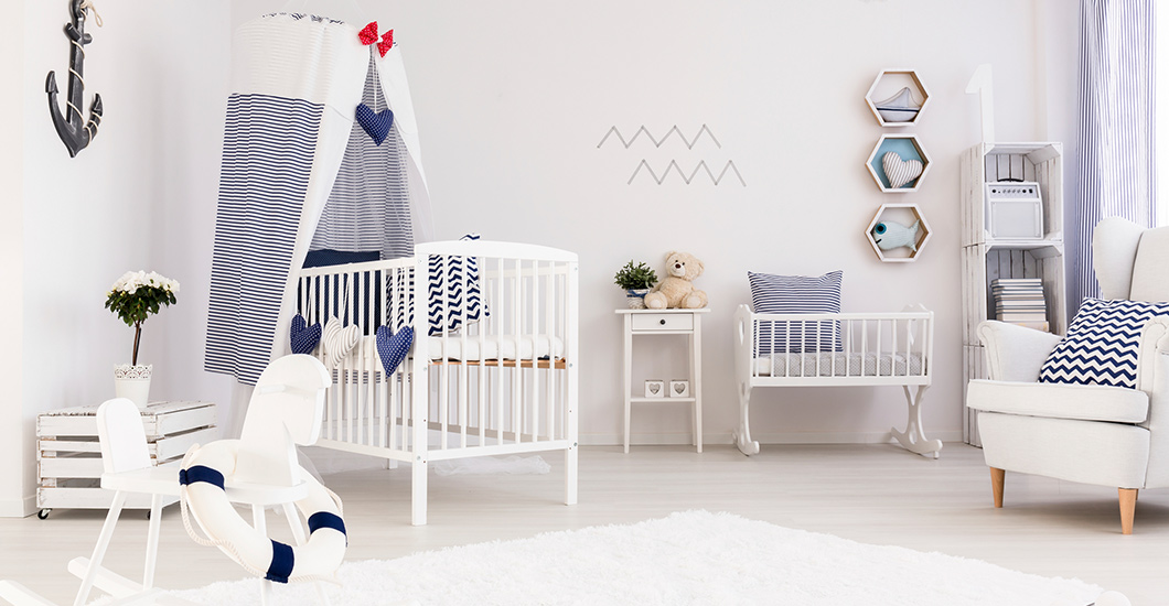 Set Up Your Nursery Ready For Baby S Arrival Little