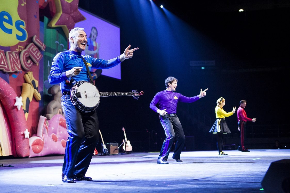 The-Wiggles-in-Concert