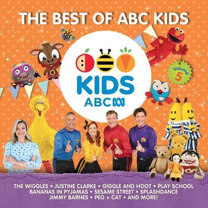 The Best of ABC Kids Volume 5 on Little Rockers Radio