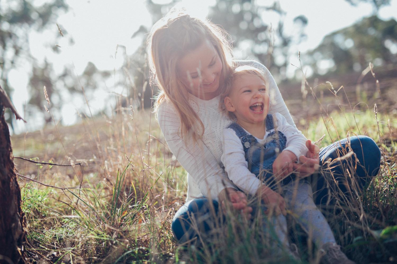 Natalie and Chiara - Miracle Mama - Little Rockers Radio