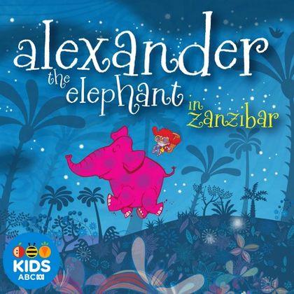 Alexander the Elephant in Zanzibar cd.jpg