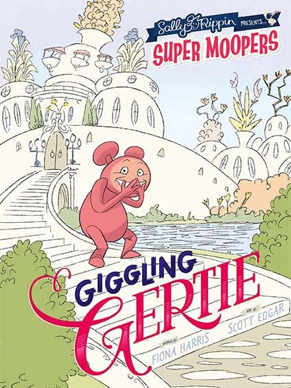 Giggline Gertie - Little Rockers Radio