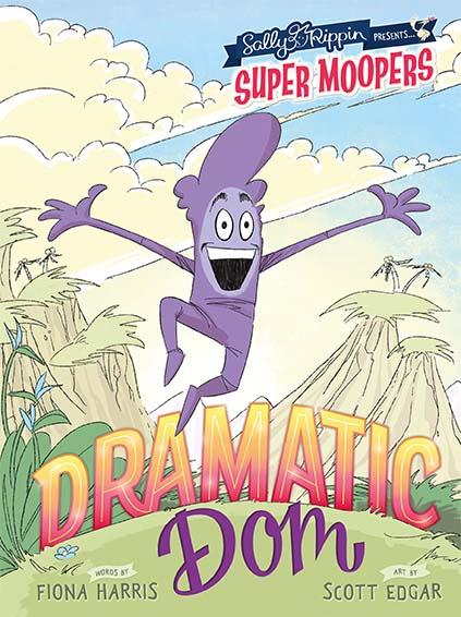 Dramatic Dom - Little Rockers Radio