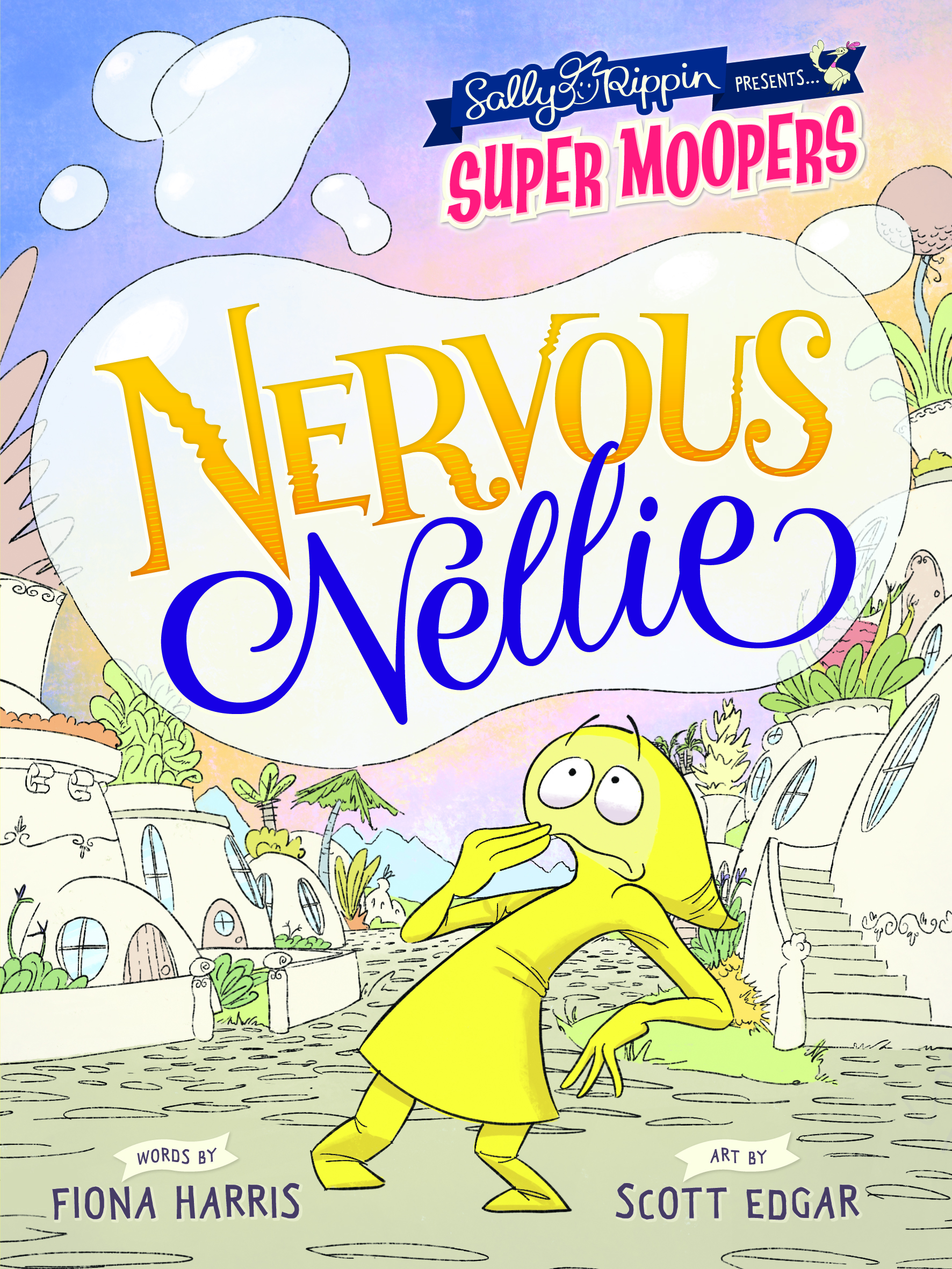 Nervous Nellie - Little Rockers Radio