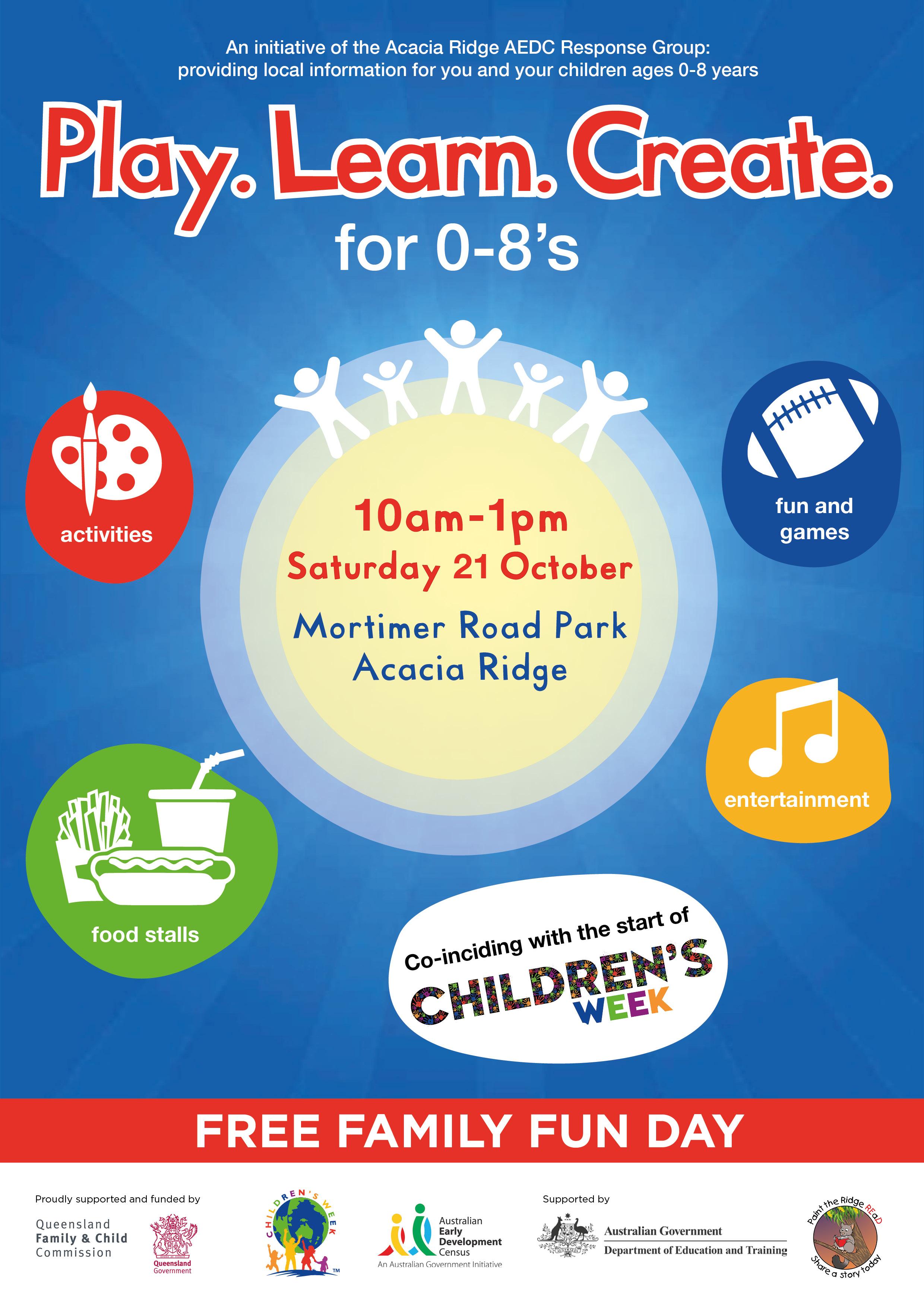 Queensland Childrens Week Little Rockers Radio