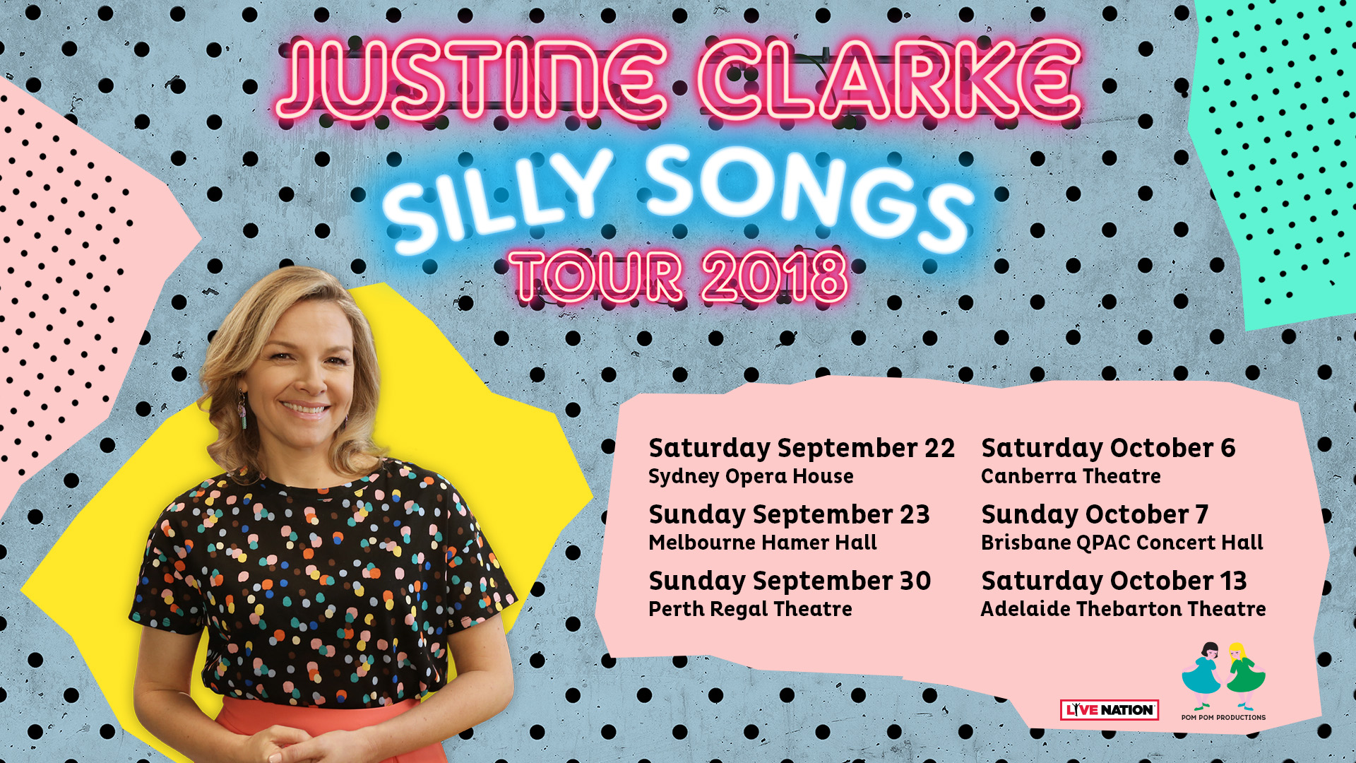 Justine-Clarke-Silly-Songs-Tour-Ticket-Giveaway