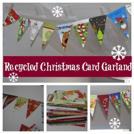 Kids Craft Activities - Christmas Cards