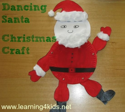 Kids Craft Activities - Christmas Craft