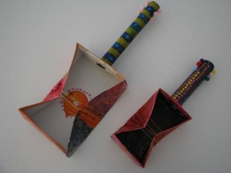 Kids Craft Activities - Music Makers