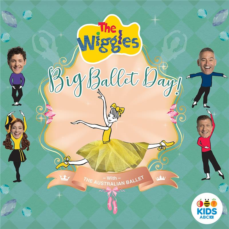 The Wiggles Big Ballet Day, Out February 22