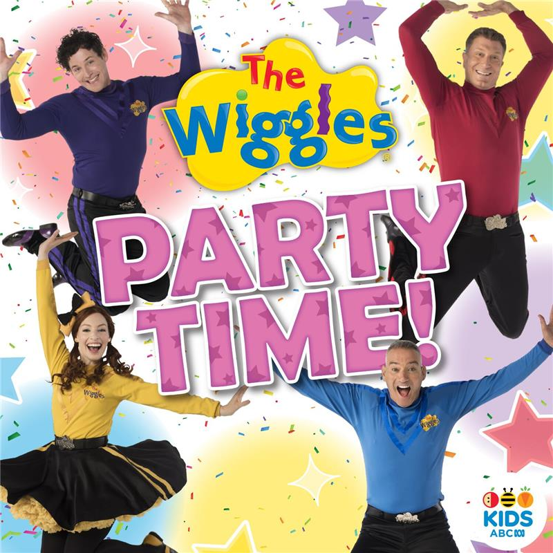 The Wiggles Party Time on Little Rockers Radio