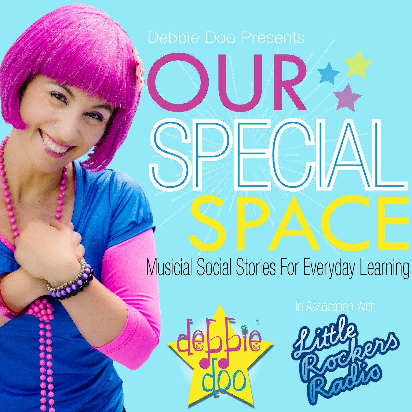 Our Special Space by Debbie Doo on Little Rockers Radio