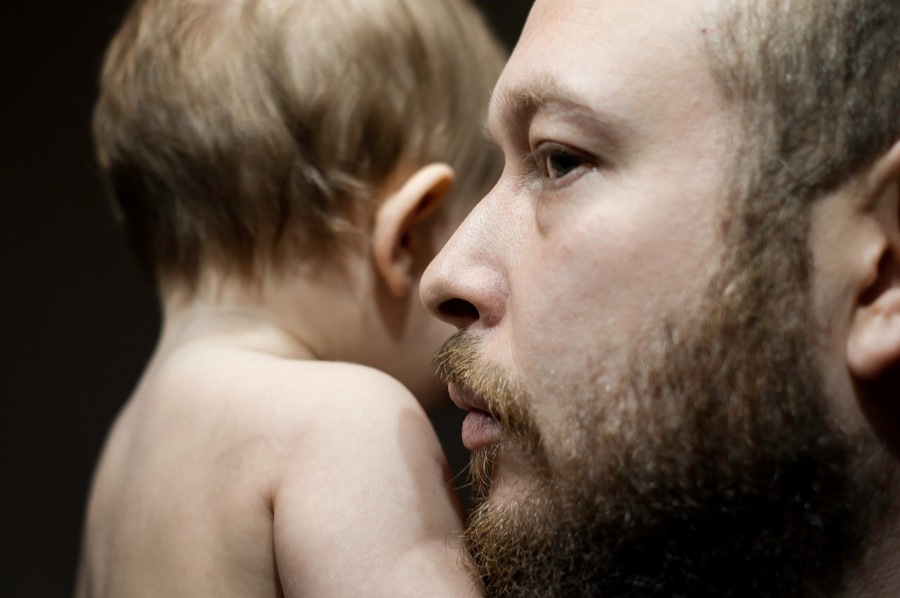 Just over half of expecting dads feel that they will be a terrible parent and struggle with confidence about becoming a parent