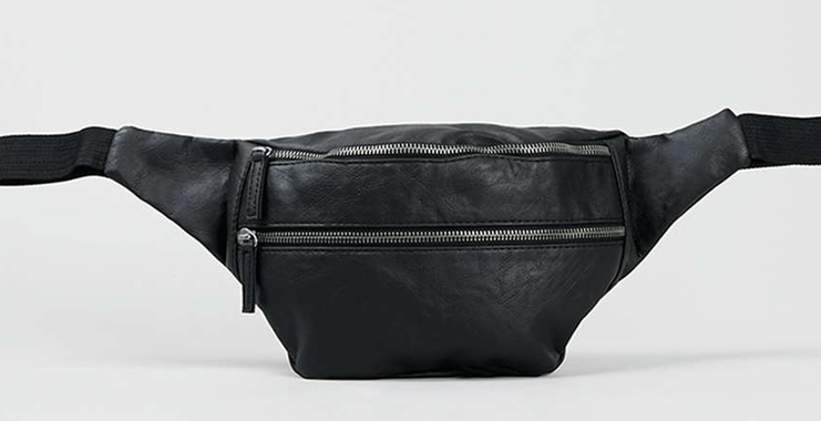 Topman bum bag | Sam Squire UK Male fashion & lifestyle blogger