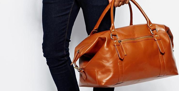 ASOS holdall | Sam squire uk male fashion & lifestyle blogger